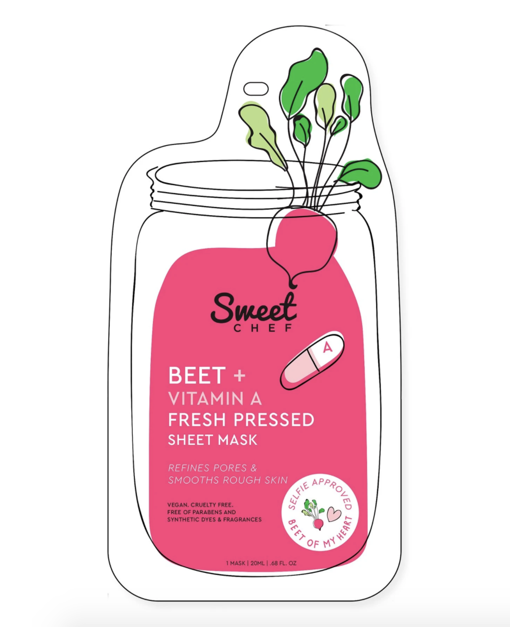 Beet + Vitamin A