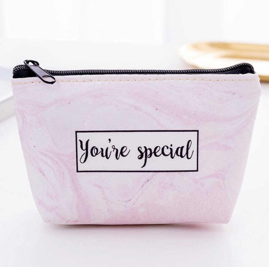 YOU'ARE SPECIAL Cosmetic Bag